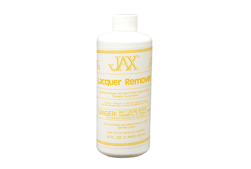 JAX LACQUER REMOVER-Transcontinental Tool Co