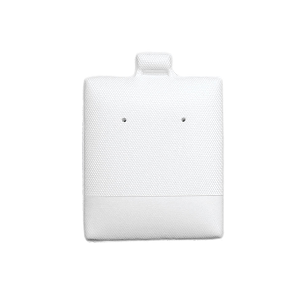 WHITE EARRING PUFF PAD-Transcontinental Tool Co