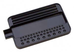 SMALL BLACK SORTING TRAY-Transcontinental Tool Co