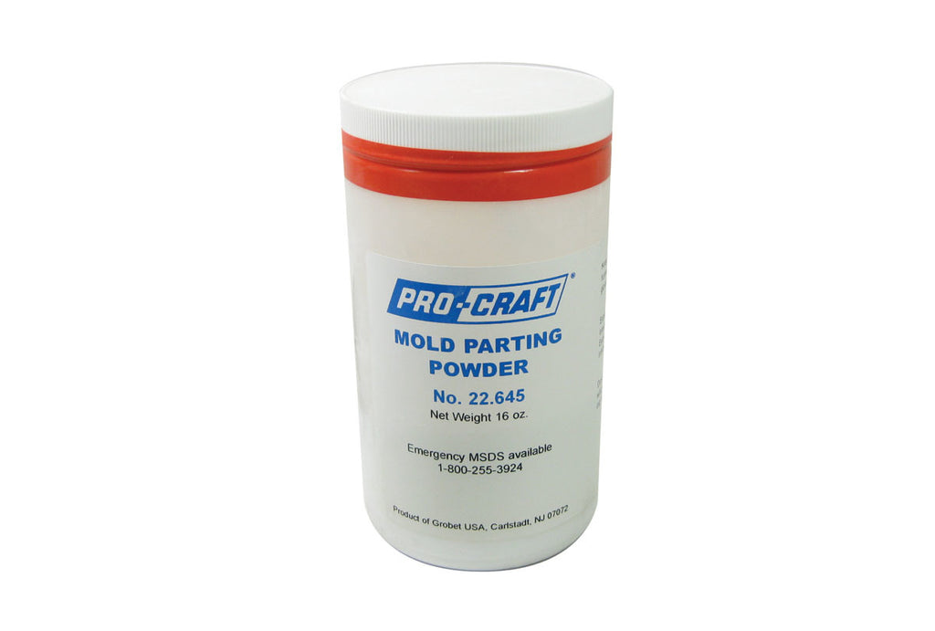 MOLD PARTING POWDER 1LB-Transcontinental Tool Co
