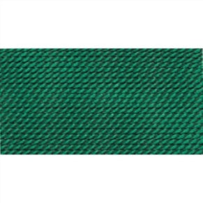 GREEN SILK GRIFFIN BEAD CORD-Transcontinental Tool Co