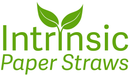 Intrinsic Paper Straws