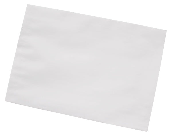324x229mm C4 White Self Seal Envelopes (None Window) - Box of 250 - Biodegradable / Eco-Friendly / Food Safe - Intrinsic Paper Straws