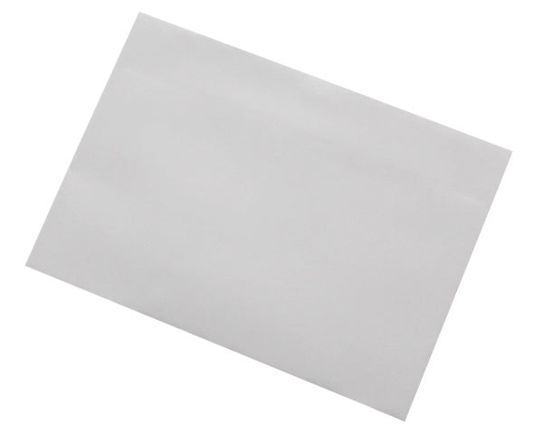 114x162mm C6 White Self Seal Envelopes (None Window) - Box of 1000 - Intrinsic Paper Straws