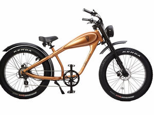 MJM Wheels - RTF20 E-Bike