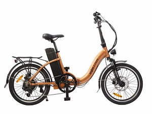 MJM Wheels - FB20 E-Bike