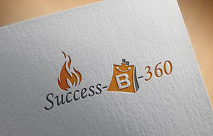 Success-B-360 logo. You one stop shop for fashion T-shirts
