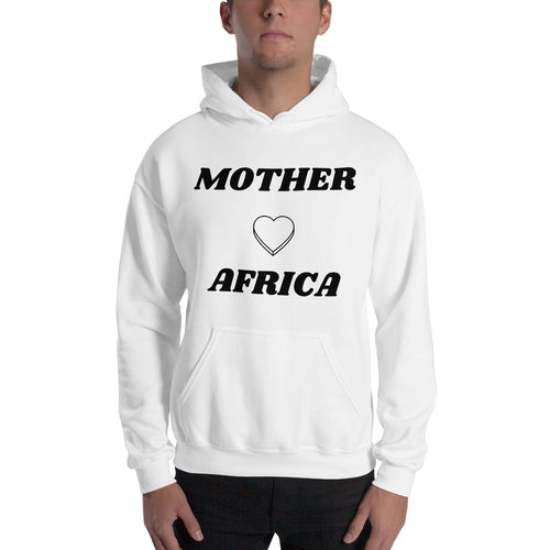 Premium Hooded Sweatshirt - Mother Africa
