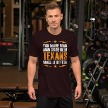Load image into Gallery viewer, Great Texans fun Short-Sleeve Unisex T-Shirt