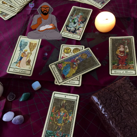 3 Card Tarot Reading | 5+ Minutes - The Columbian Exchange Group