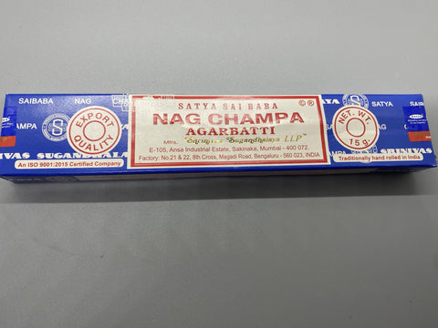 Satya Premium Incense - The Columbian Exchange Group