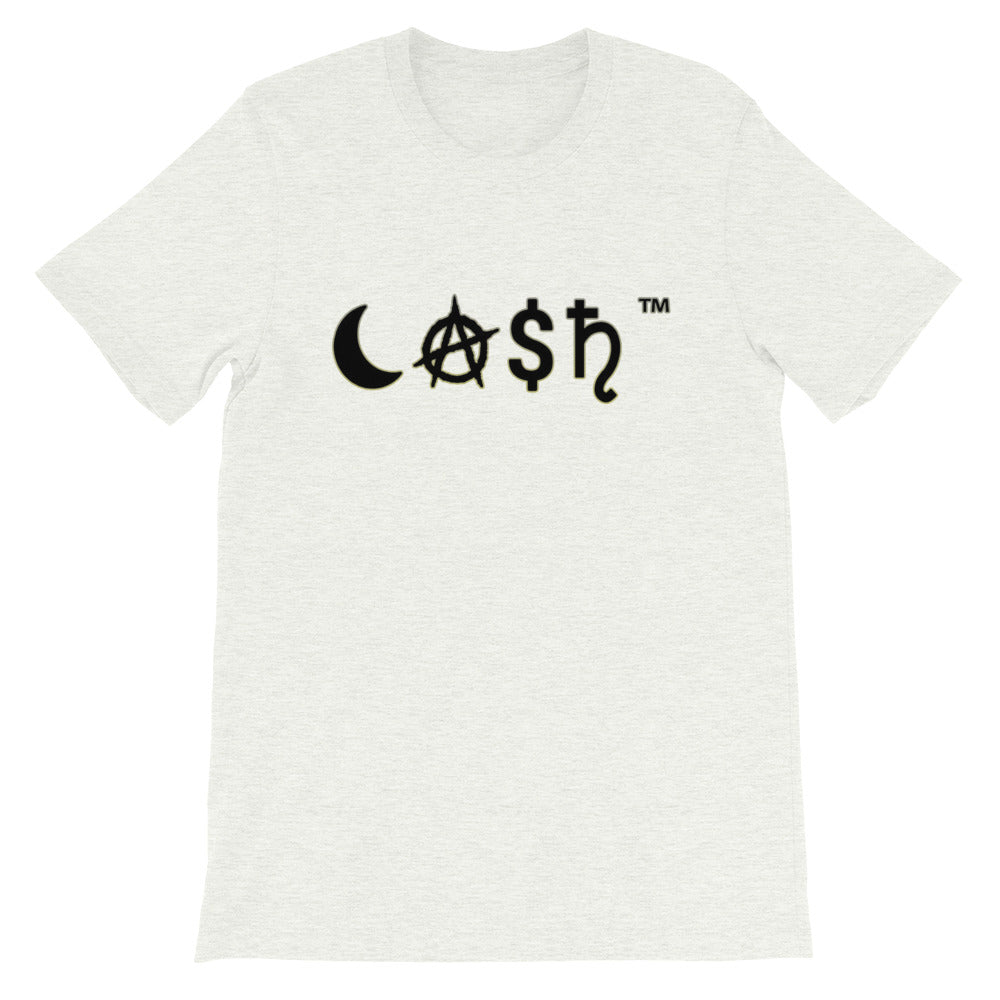 Black CA$H Tee - The Columbian Exchange Group
