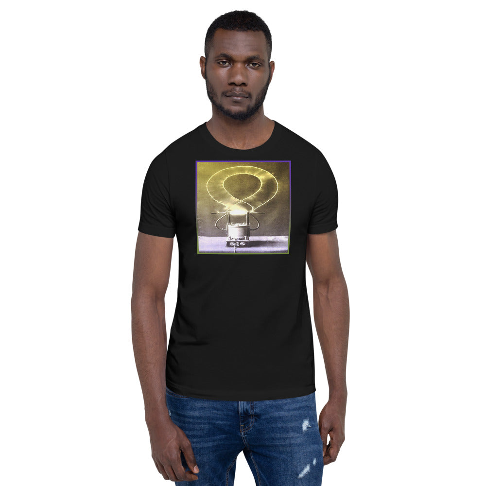 Tesla Tee - The Columbian Exchange Group