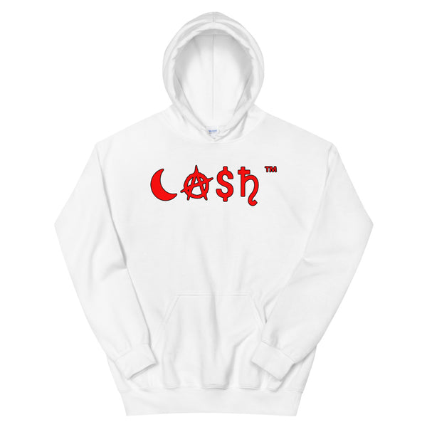 Red CASH Hoodie - The Columbian Exchange Group