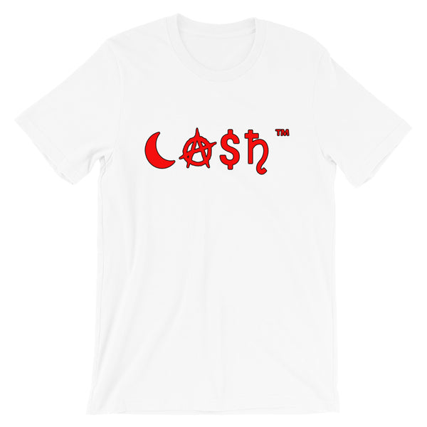 Red CA$H TEE - The Columbian Exchange Group