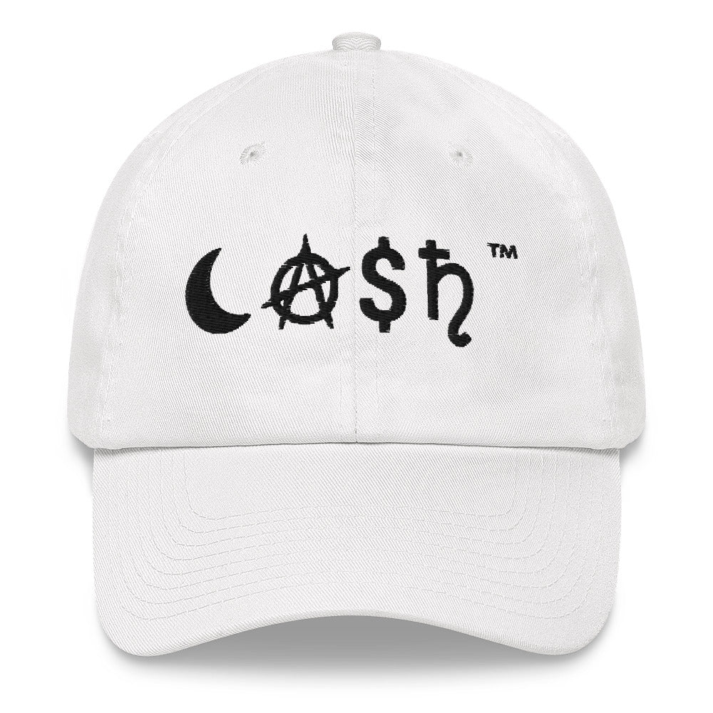 Black Ca$h Dad hat - The Columbian Exchange Group