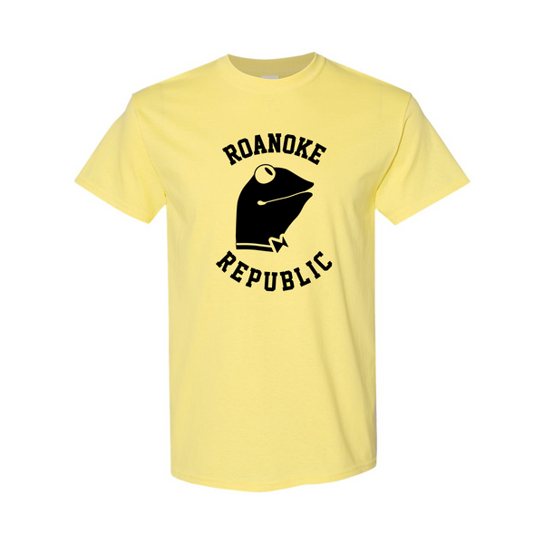 Roanoke Republic Brand Tee - The Columbian Exchange Group