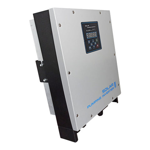 WP 7.5KW Three Phase Solar Pump Inverter with MPPT Max DC input 440V