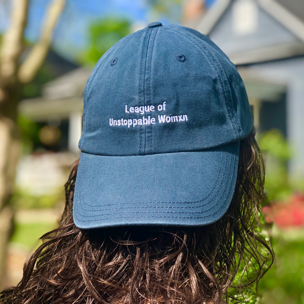 League Of Unstoppable Womxn Hat