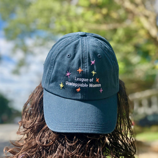 League Of Unstoppable Womxn Hat: Stars Edition ✨