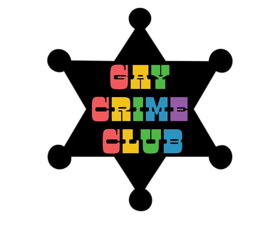 Gay Crime Club Sticker