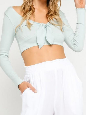 Knot Worried Top