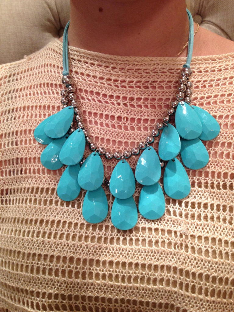 Brooke Bauble Necklace