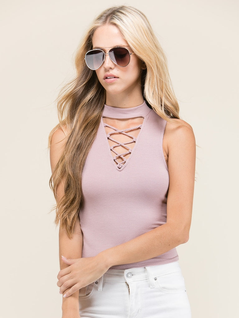 Blush Spring It On Top | sassyshortcake.com | sassy shortcake boutique