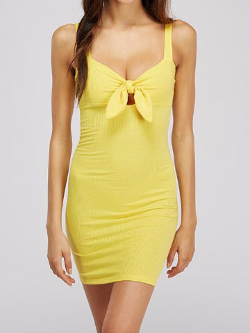 Time of My Life Yellow Dress | sassy shortcake | sassyshortcake.com