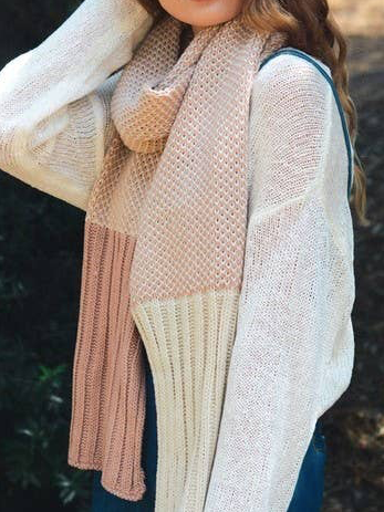 Be Still My Heart Scarf