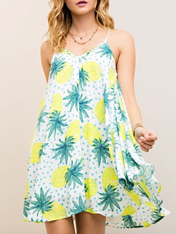 Lost In Paradise Dress
