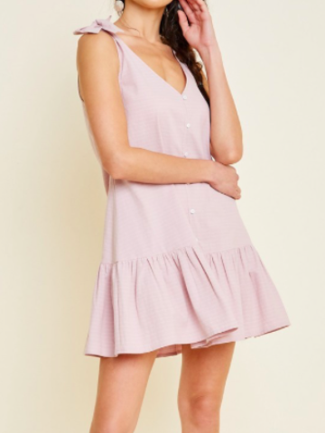 Reckless Limitations Dress