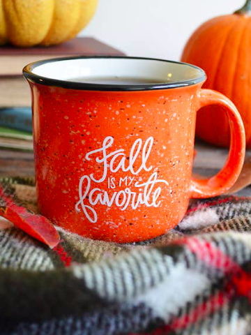 Feels Like Fall Mug