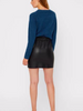 Missed Calls Leather Skirt | Sassy Shortcake | sassyshortcake.com