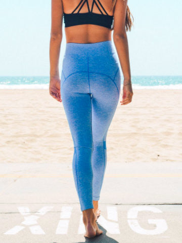 Sail Away Leggings | Blue
