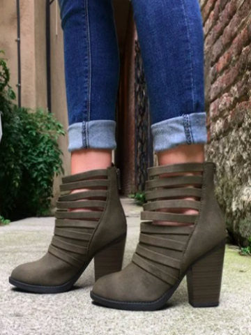 fall booties | sassyshortcake.com