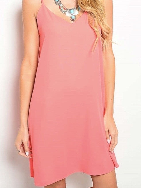 Color Me Coral Dress | Sassy Shortcake | sassyshortcake.com