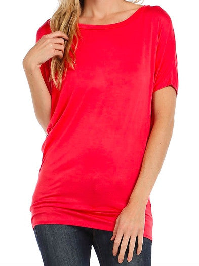 East Bay Tunic - Coral