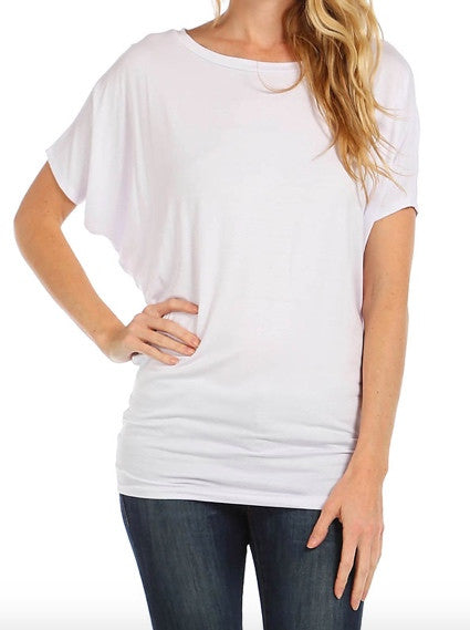 East Bay Tunic - White