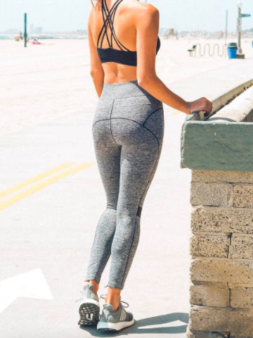 Sail Away Leggings | Grey
