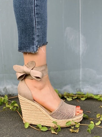 One Step Closer Wedges | sassy shortcake | sassyshortcake.com