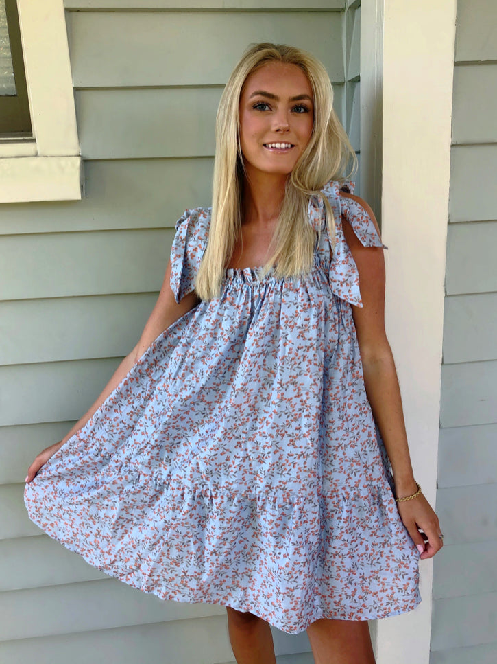 Hey Angel Floral Dress | sassyshortcake.com | Sassy Shortcake