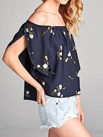 Out of The Bloom Top
