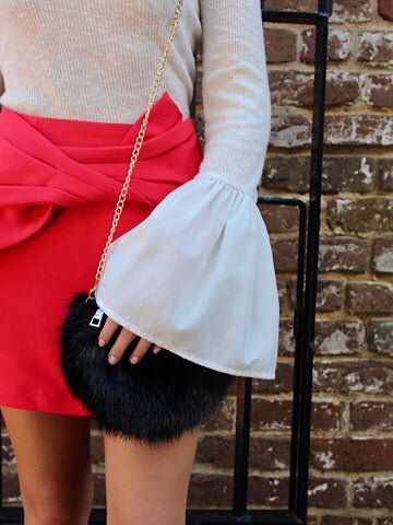 Believe It Or Knot Skirt