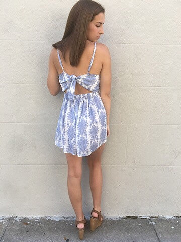 Too Cool For You Romper