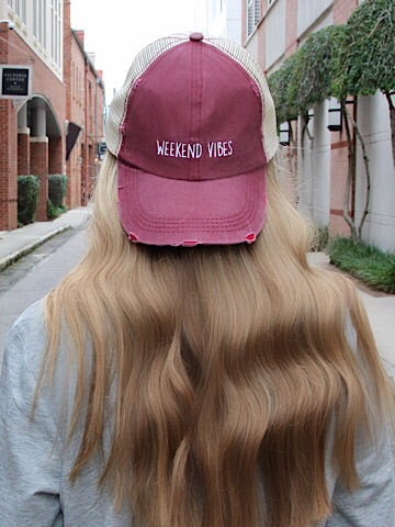 Weekend Vibes Hat