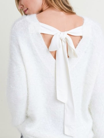 Knot About It Top | White