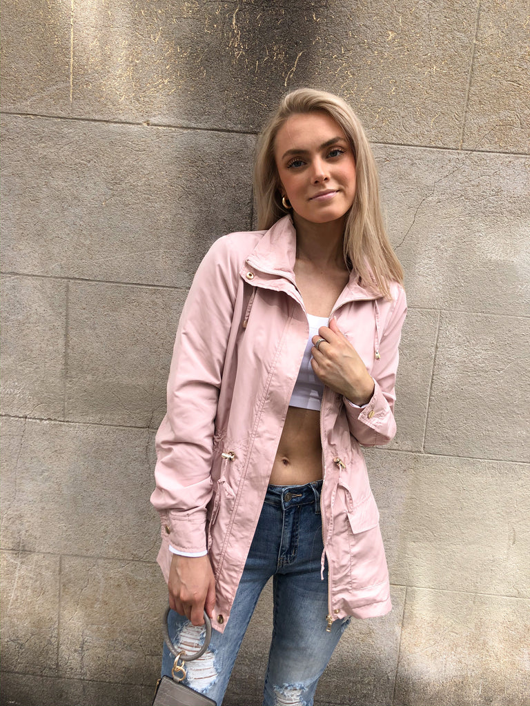 Love to Know Pink Jacket | Sassy Shortcake | sassyshortcake.com