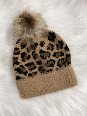 In the Jungle Beanie