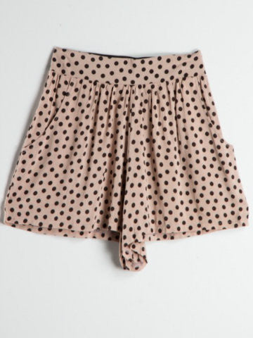 polka dot shorts | sassy shortcake boutique